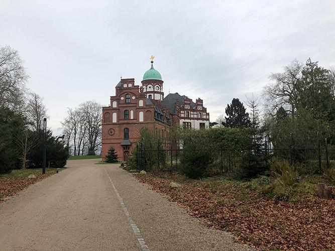 """Ausstellung 2020/21 """"Kunstverein Wiligrad"""" 30. Kunstbörse im Schloss Wiligrad bei Schwerin"""